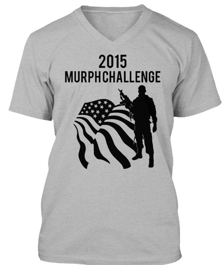 LIMITED EDITION - 2015 Murph Challenge