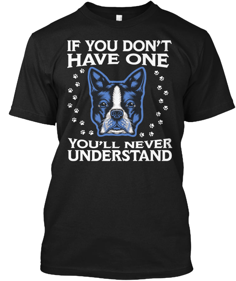 Funny Boston Terrier T Shirts