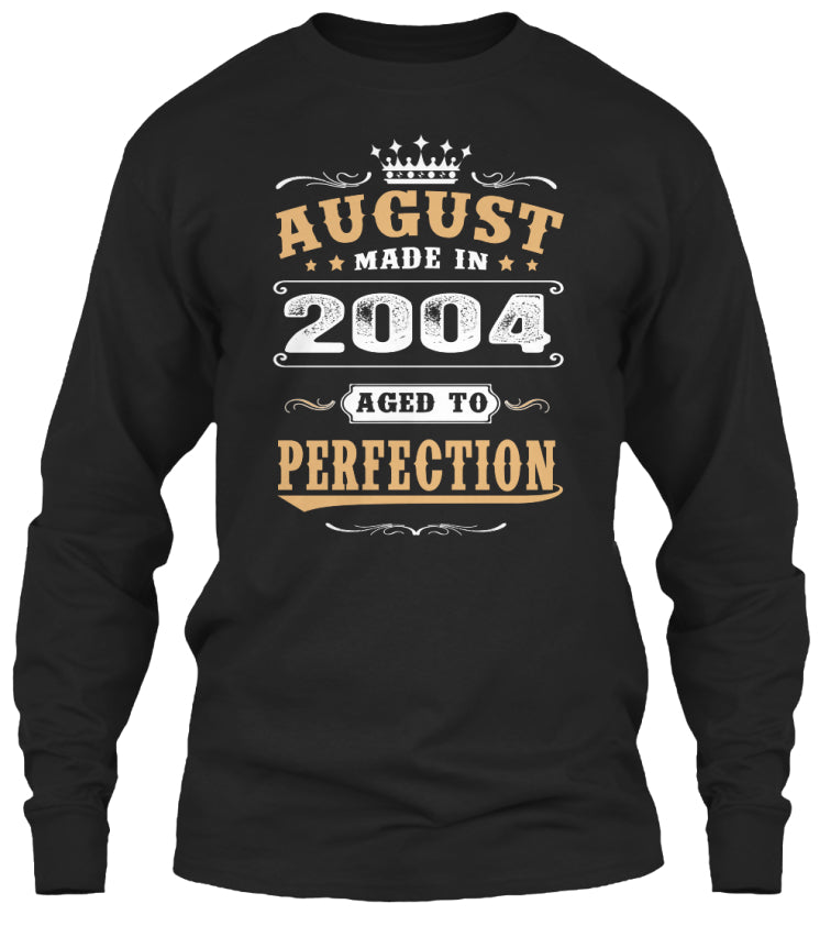 2004 August Aged to Perfection