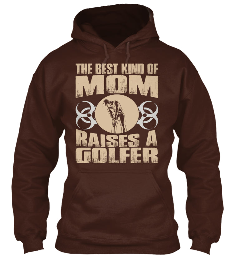 The Best Kind of Mom Raises a Golfer