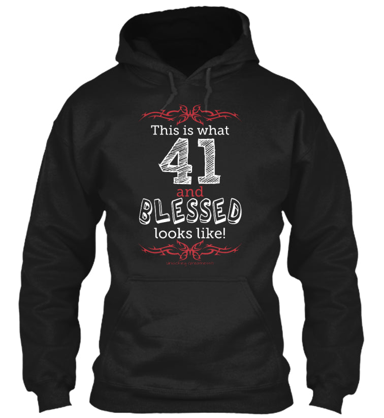 41 and BLESSED