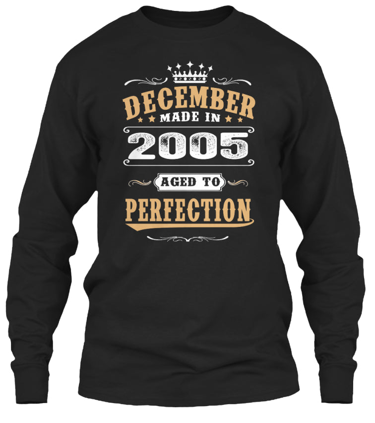 2005 December Aged to Perfection