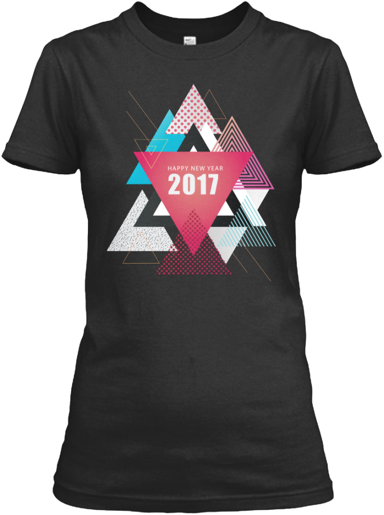 New Year 2017 Shirt Party