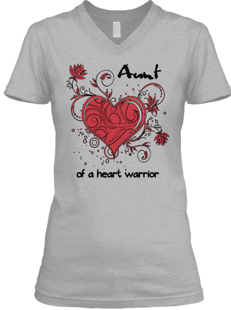 Aunt of a heart warrior Buy Now