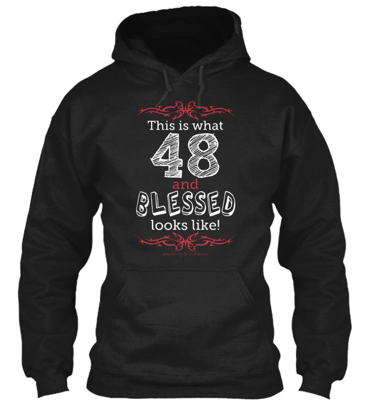 48 and BLESSED
