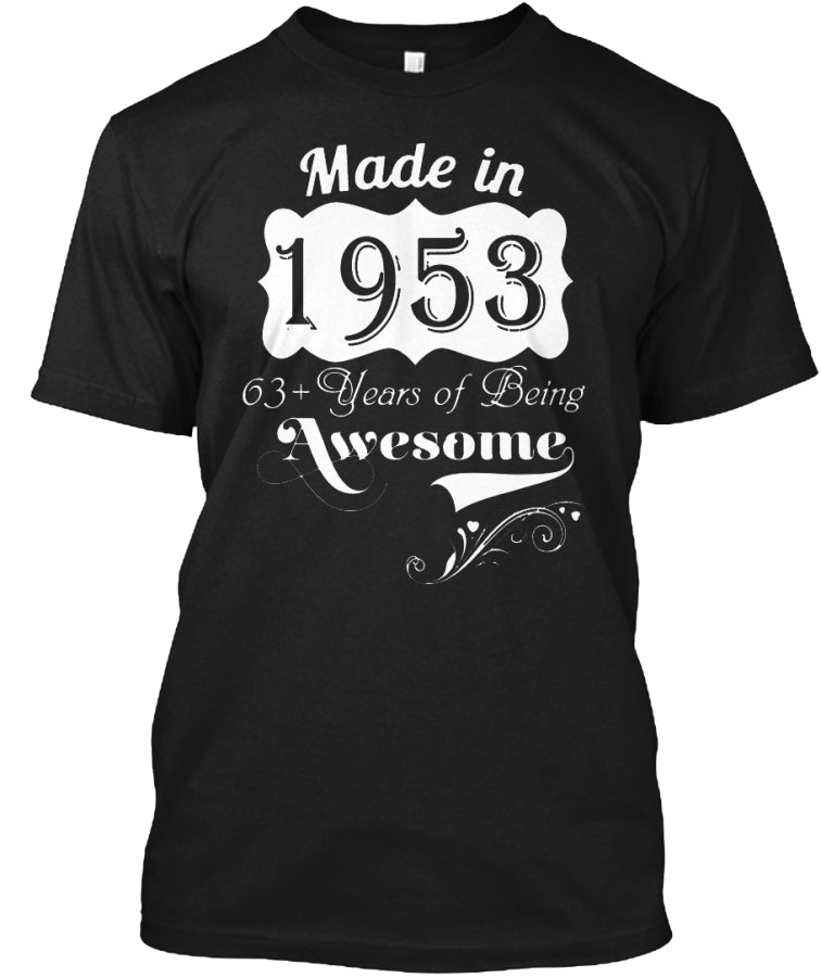 MADE IN 1953