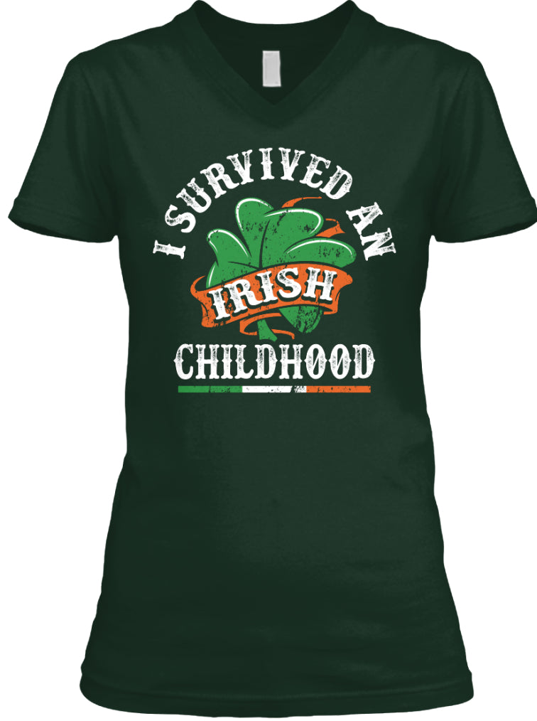 I Survived An Irish Childhood Ltd Ed