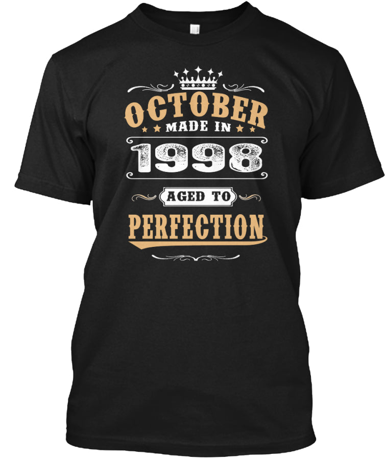 1998 October Aged To Perfection
