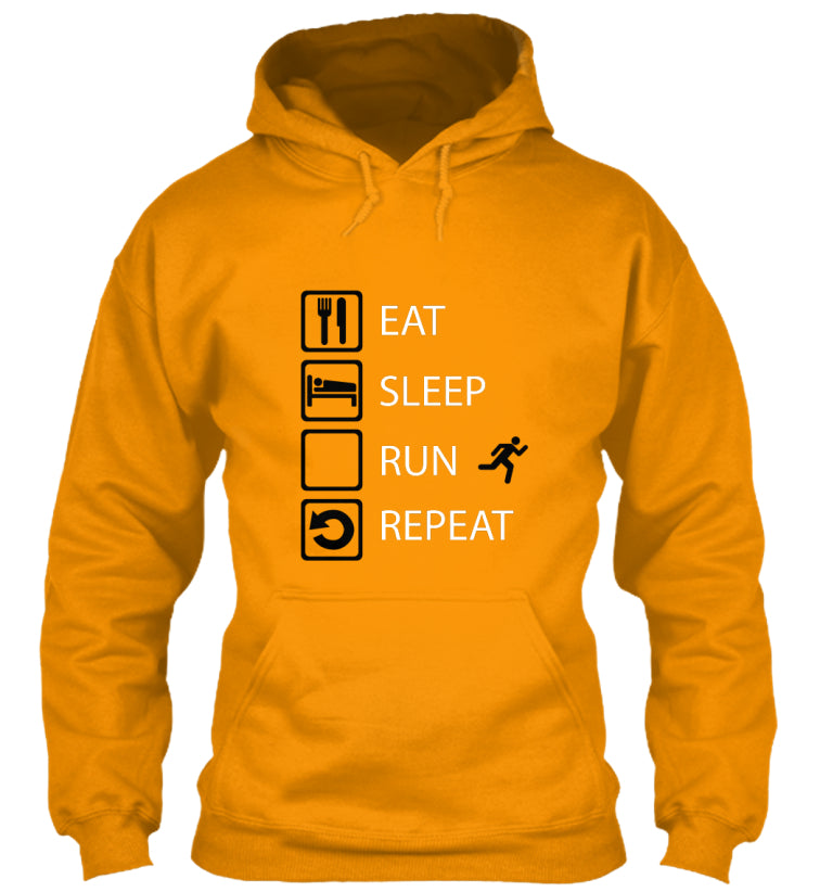Eat - Sleep - Run - Repeat