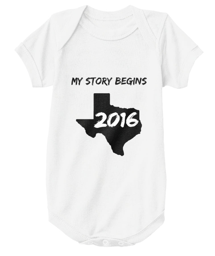 A Baby's Story Tee