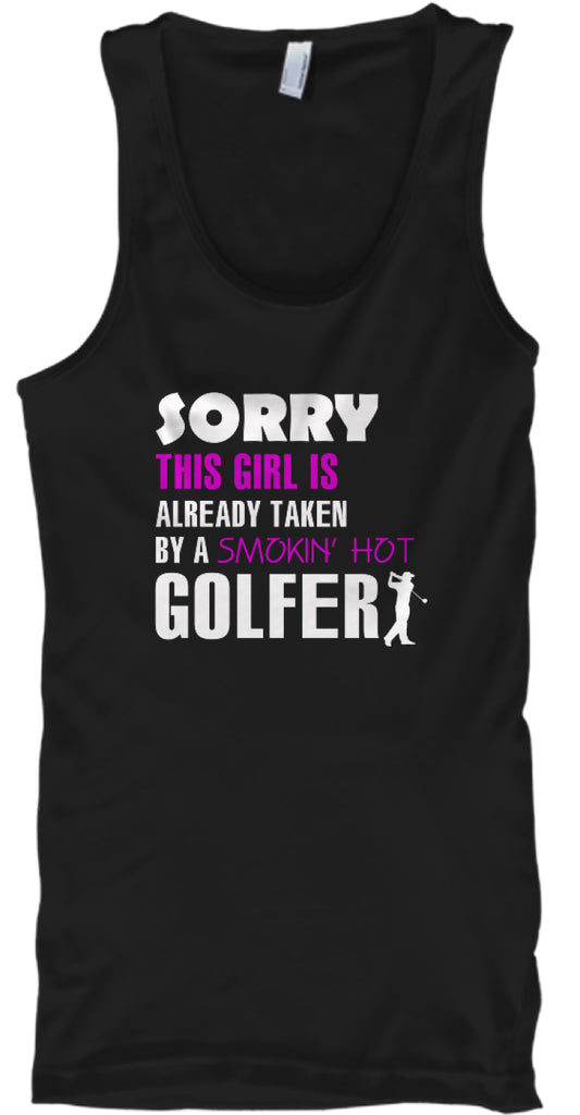 This girl is taken by a Golfer guy