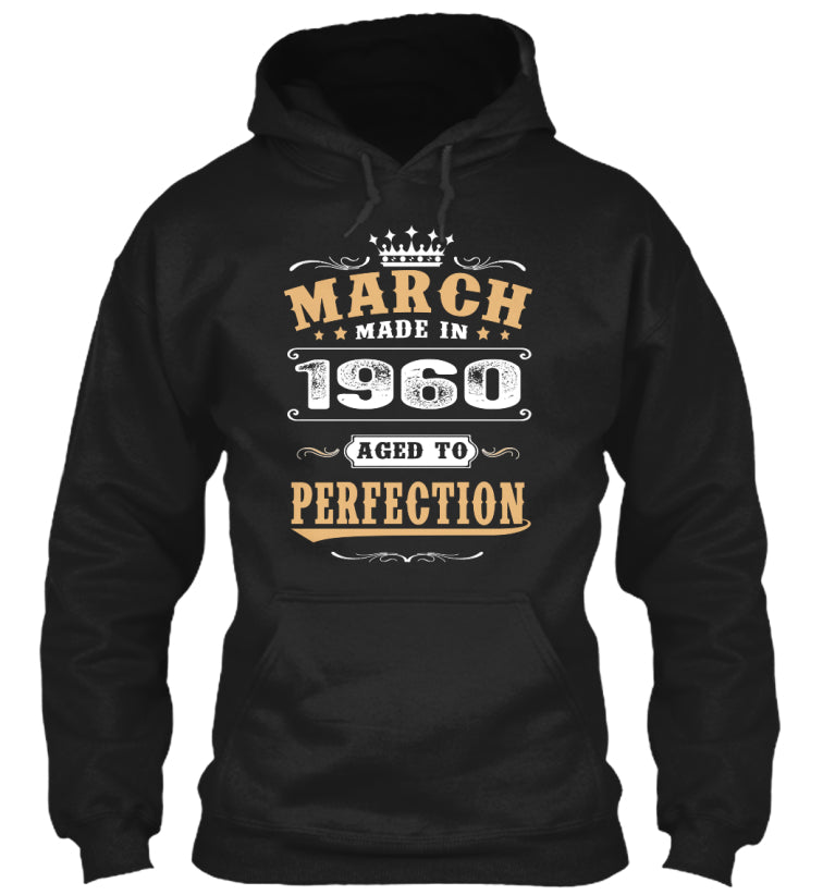 1960 March Aged to Perfection