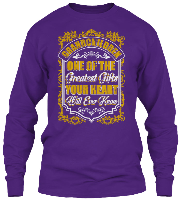 Grandma Shirt - Hearts Greatest Gift
