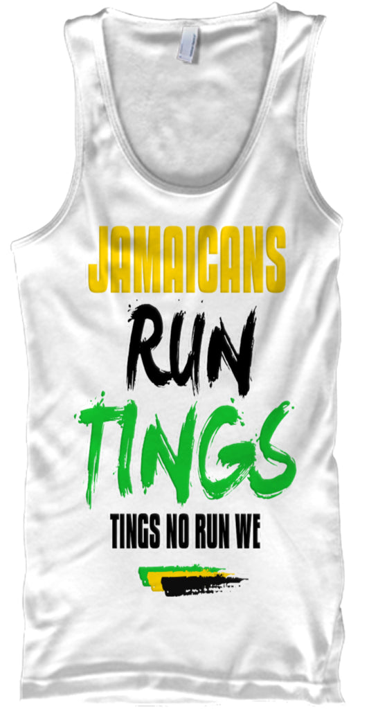 Jamaicans Run Tings