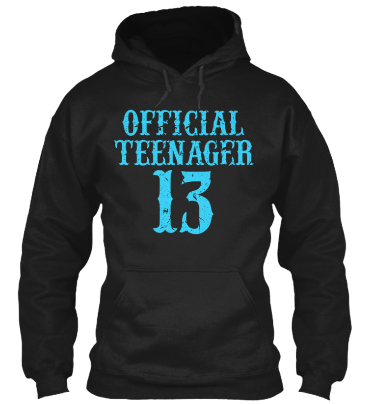 OFFICIAL TEENAGER 13