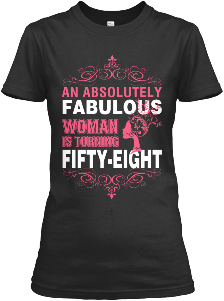 AN ABSOLUTELY FABULOUS - 58