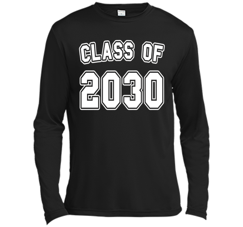 Class 2030 for Kindergarten Grads in 2017 T-Shirt shirt