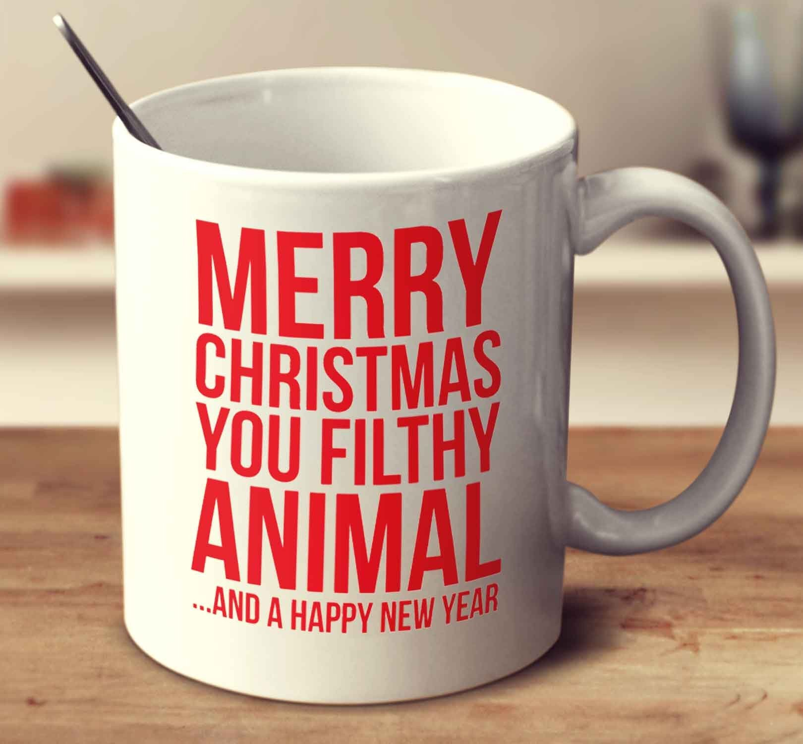 collection home products merry christmas you filthy animal - Merry Christmas You Filthy Animal