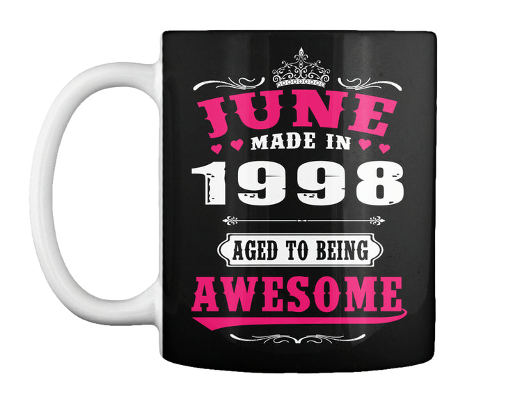 1998 June Age To Being Awesome