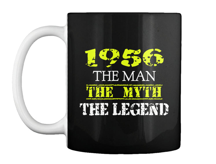 Born In 1956 - The Man The Legend - Birthday Gift