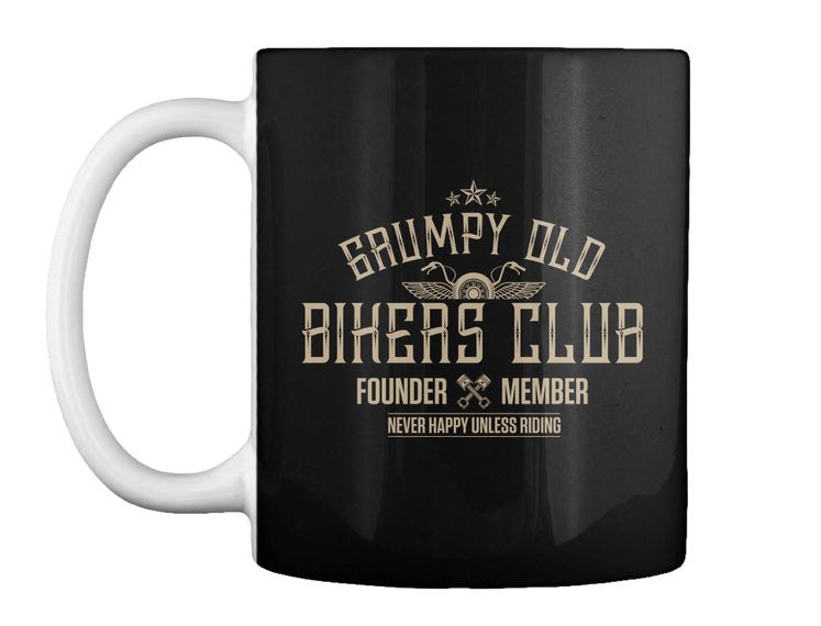 GRUMPY OLD BIKERS CLUB