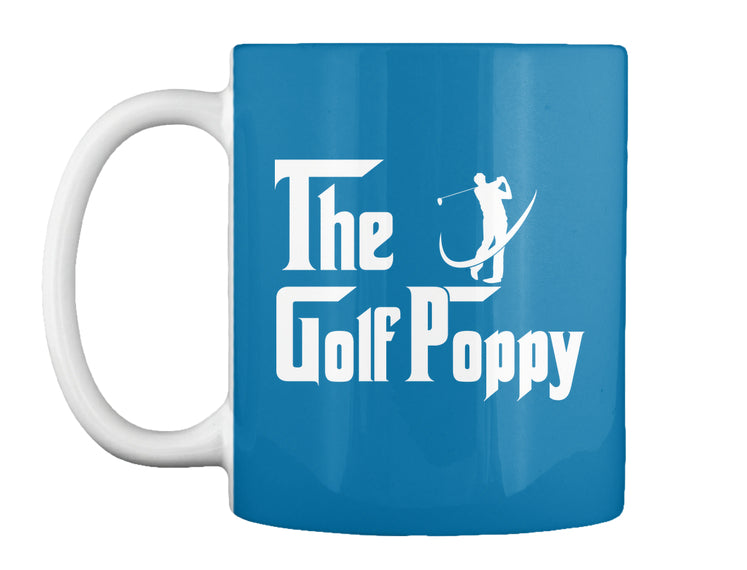 The Golf Poppy T shirt