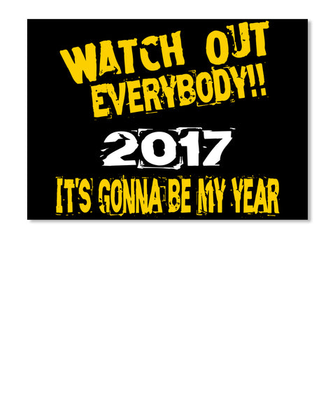 Watch Out 2017