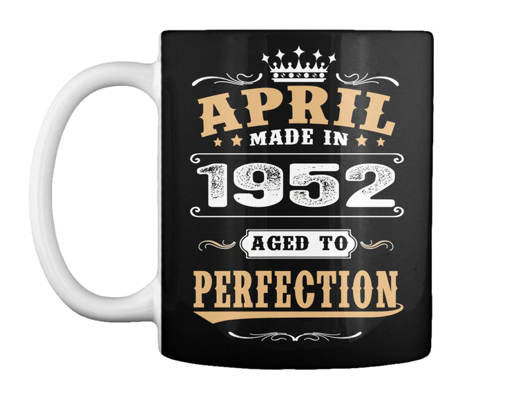1952 April Aged to Perfection