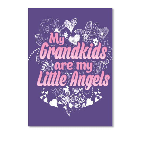 My Grandkids Are My Little Angles