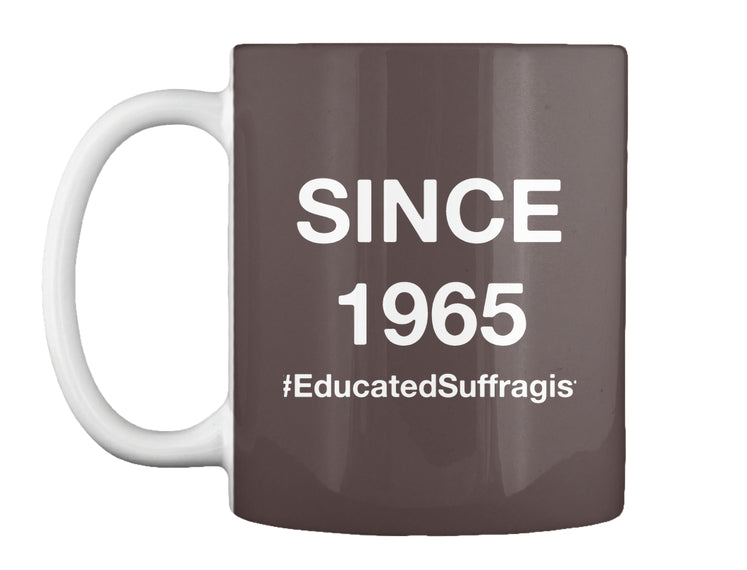 Educated Suffragist