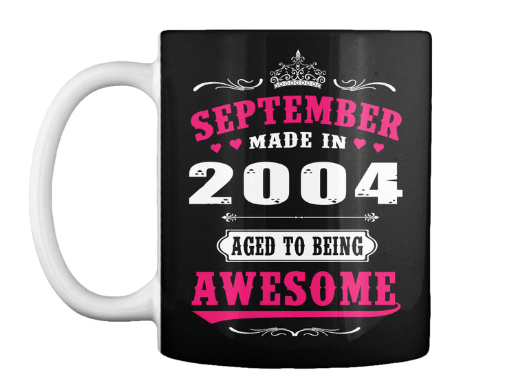 2004 September age to being awesome