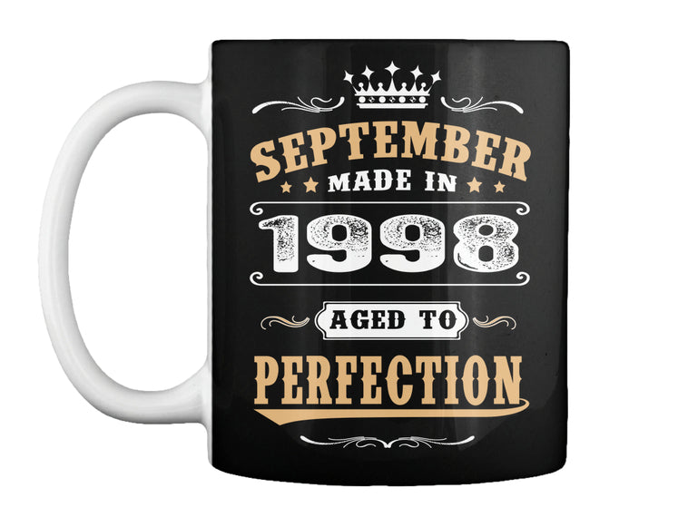1998 September Aged To Perfection