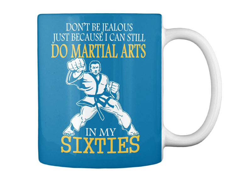 Limited Edition - Martial Arts Sixties