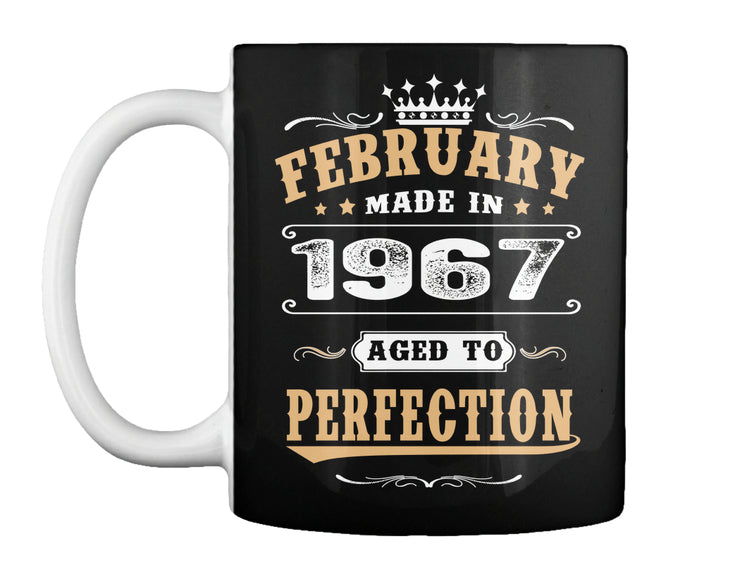 1967 February Aged to Perfection