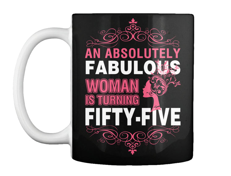 AN ABSOLUTELY FABULOUS - 55