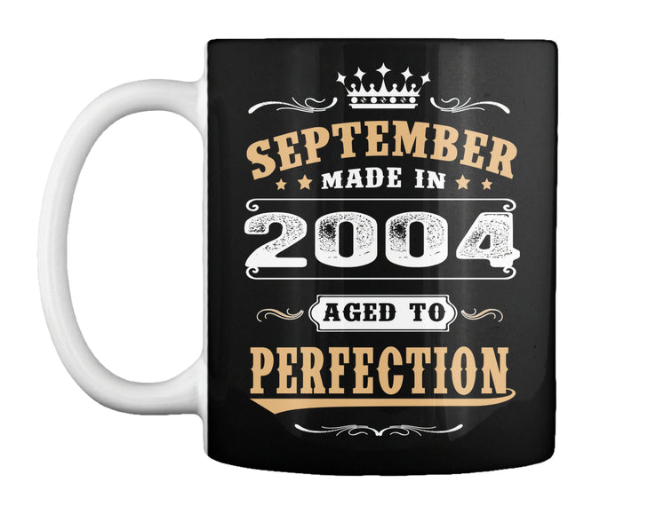 2004 September Aged to Perfection
