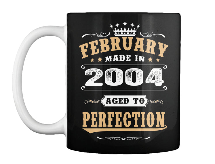 2004 February Aged to Perfection