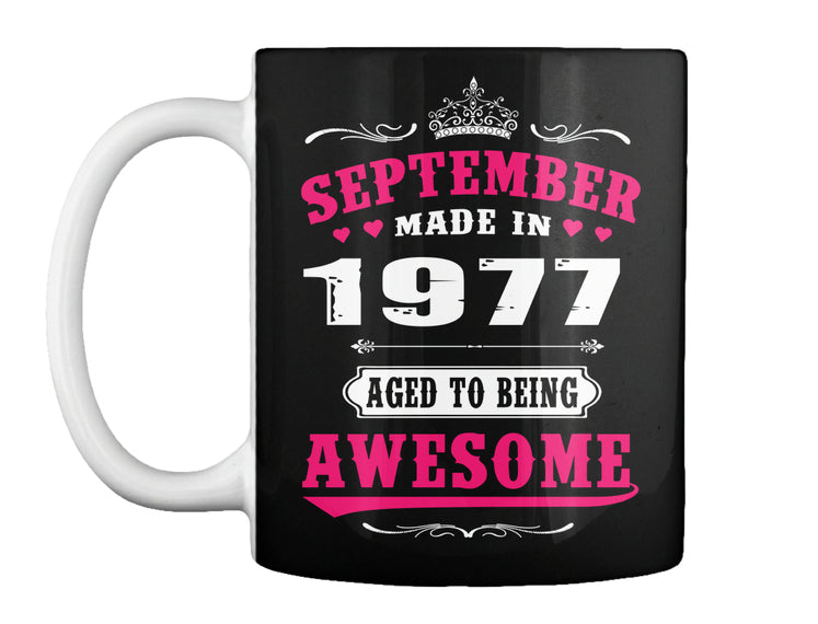 1977 September age to being awesome