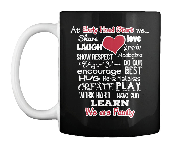 Early Head Start - WE ARE FAMILY T-shirt