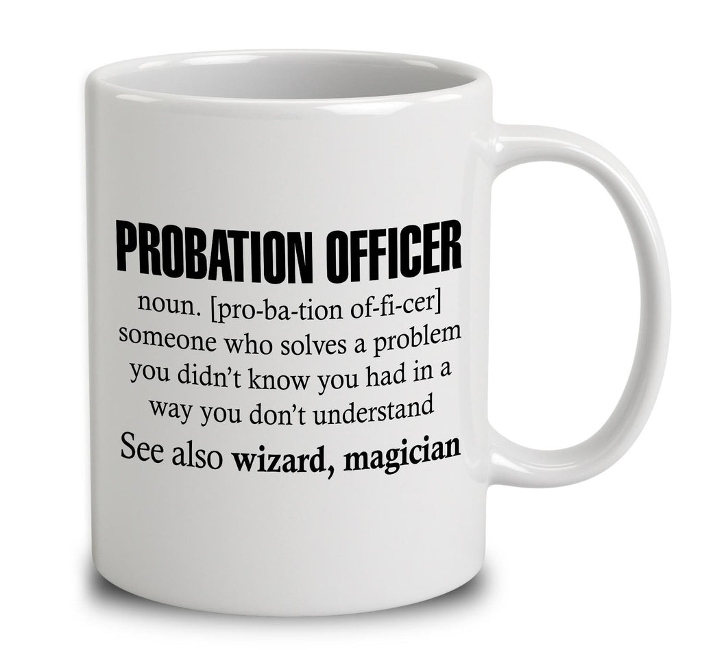Probation Officer Someone Who Solves A Problem