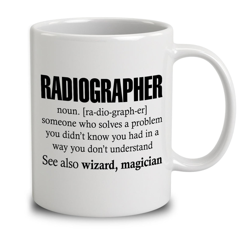 Radiographer Someone Who Solves A Problem