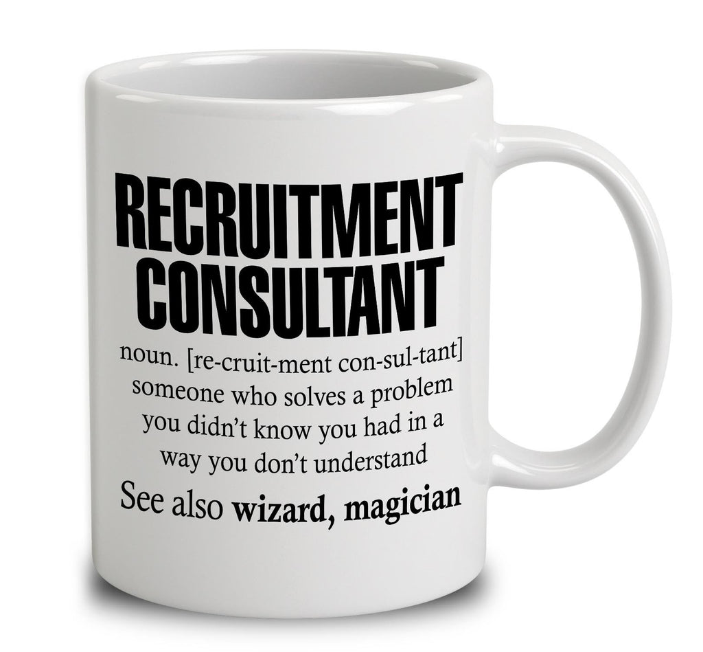 Recruitment Consultant Someone Who Solves A Problem