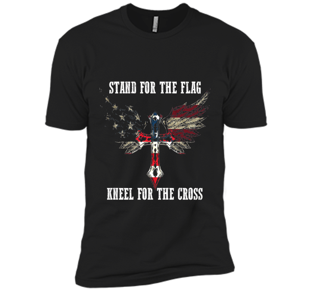 Stand For The Flag, Kneel For The Cross shirt