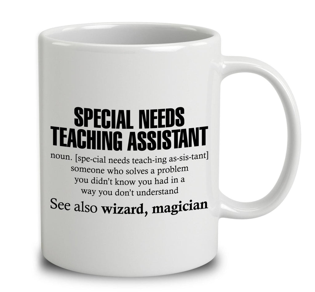 Special Needs Teaching Assistant Someone Who Solves A Problem