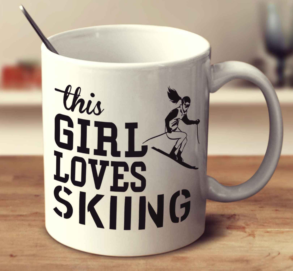This Girl Loves Skiing