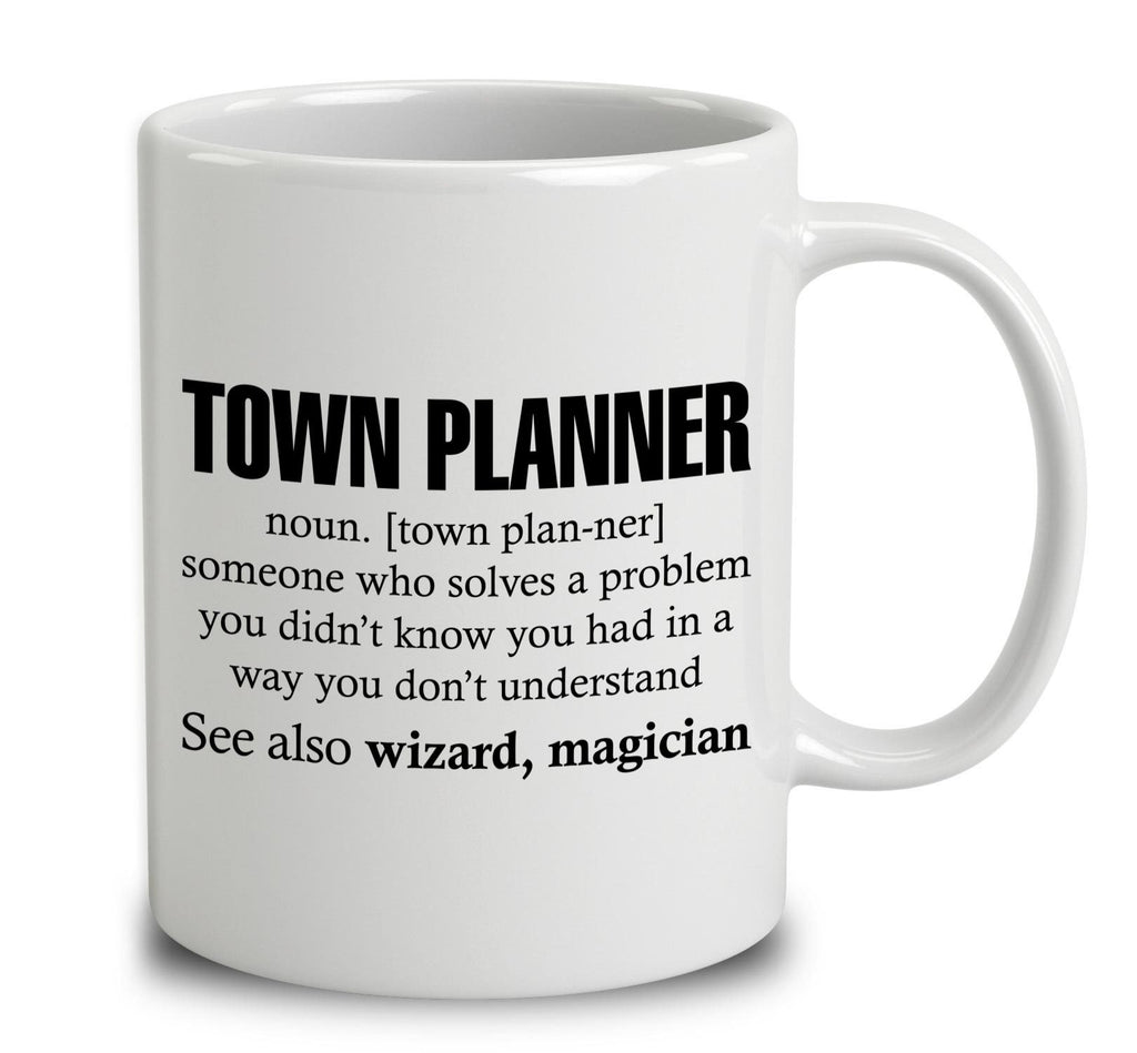 Town Planner Someone Who Solves A Problem