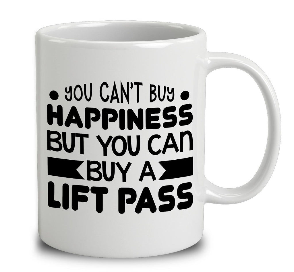 You Can't Buy Happiness But You Can Buy A Lift Pass