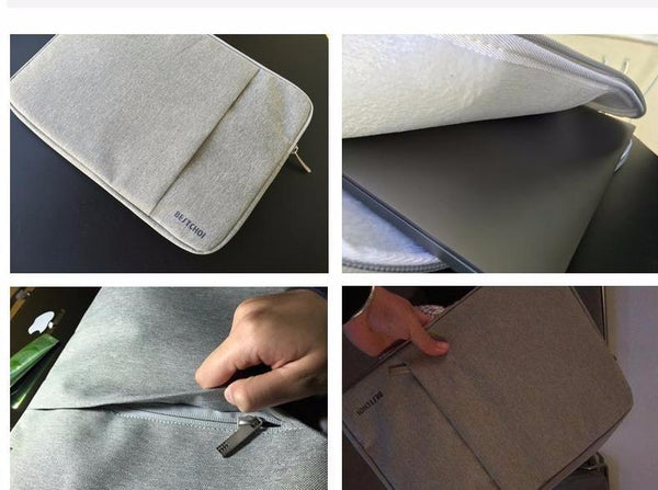 fa995e2d98a3 Solid Waterproof Laptop Cover Case