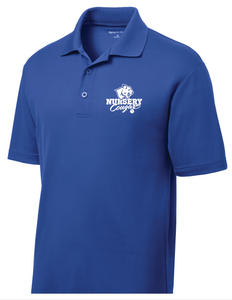 2020 DRI-FIT - Cougar Blue Unisex Polo