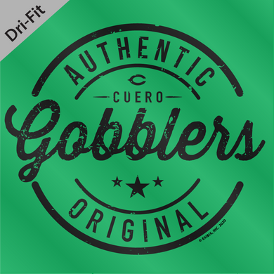 2020 DRYFIT - Cuero Gobbler Authentic Shirt